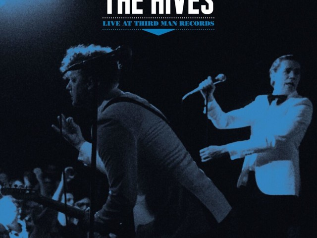 The Hives: Live at Third Man Records – album review