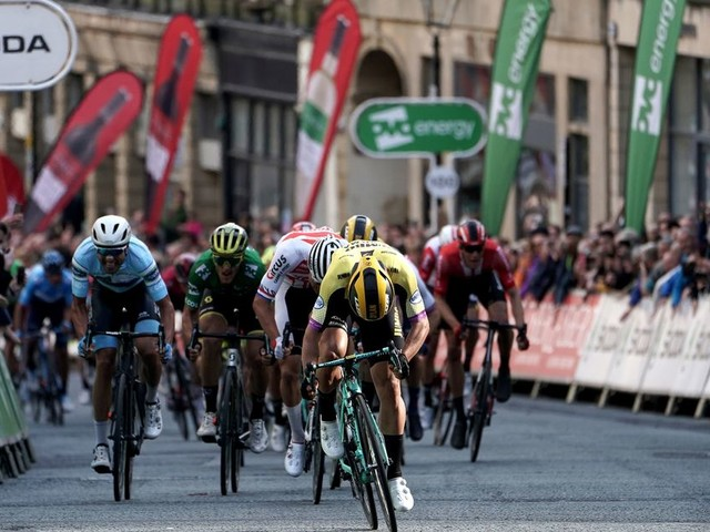 Tour of Britain cycling race brought thousands of visitors and millions of pounds to the North East