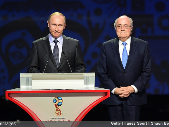Russia 2018: Exiled Ex-FIFA President Sepp Blatter Will Attend World Cup As 'Old Friend' Of Vladimir Putin