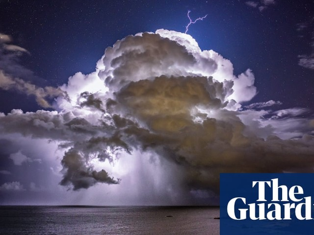 Chasing lightning: a photographer's pursuit of the elements – in pictures
