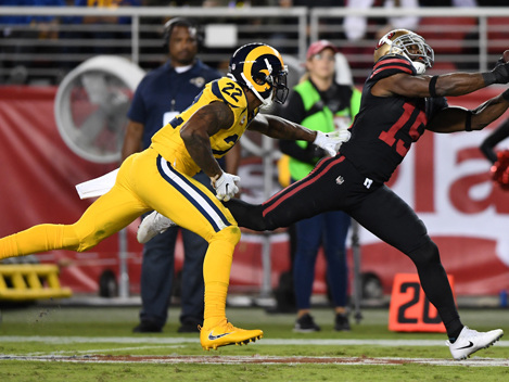 Rams' Offense Soars As They Beat 49ers
