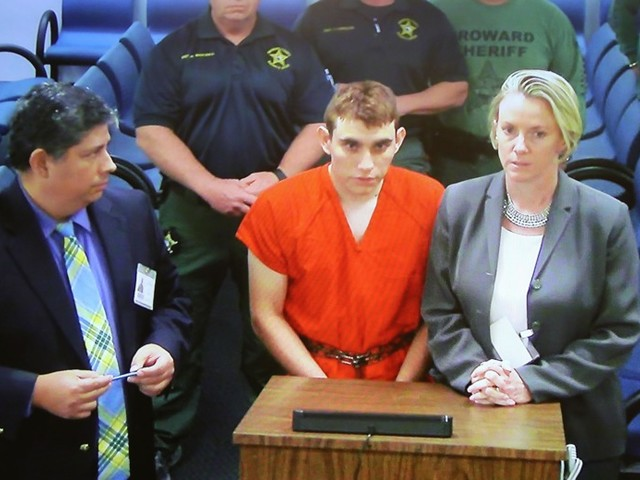 Suspect in the Florida High School Shooting Belonged to a White Supremacist Organization