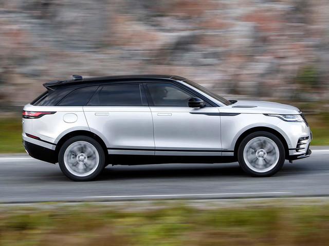 Range Rover Velar UK 2017 review