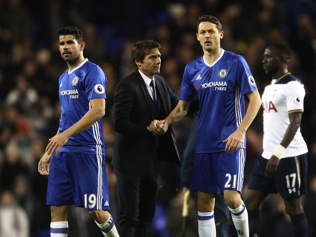 Conte wanted Matic to stay and help Bakayoko this season at Chelsea
