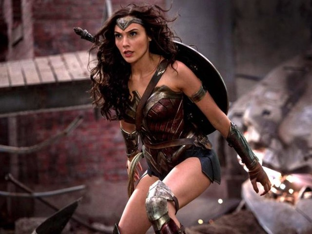 Did Wonder Woman Underperform Overseas, or Did it Just Do Really Well in the US?