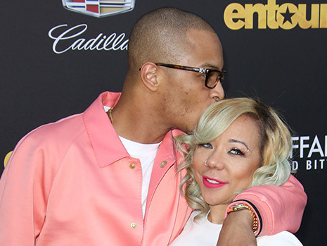 Tiny Gushes Over 'Thoughtful Husband' T.I. After He Gives Her Massive Ring For Valentine's Day