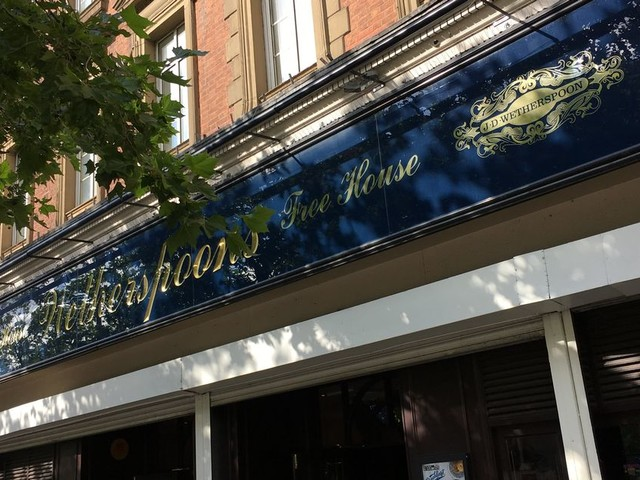 The ultimate guide to Manchester's Wetherspoons on a Tuesday afternoon