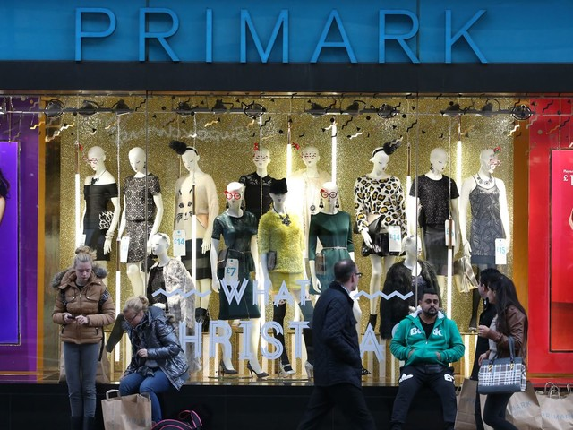 Primark Christmas trading exceeds expectations
