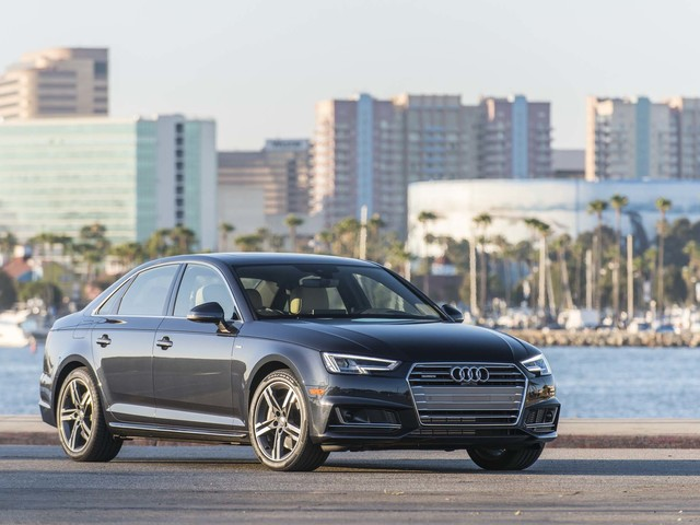 2017 Audi A4 2.0T Quattro Update 2: Seeing Stars and Apple CarPlay