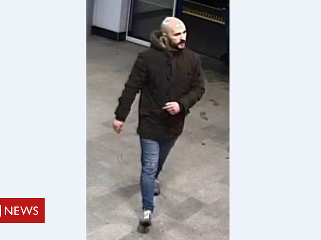 CCTV appeal after train conductor assault in Edinburgh