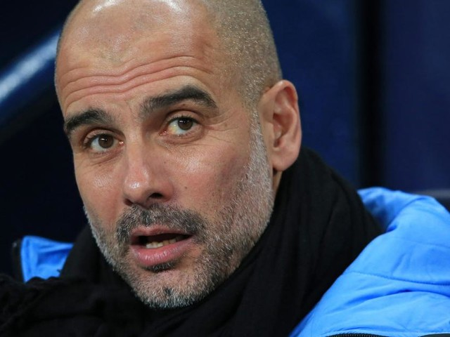 Guardiola will '100 per cent' stay at Man. City despite Euro ban