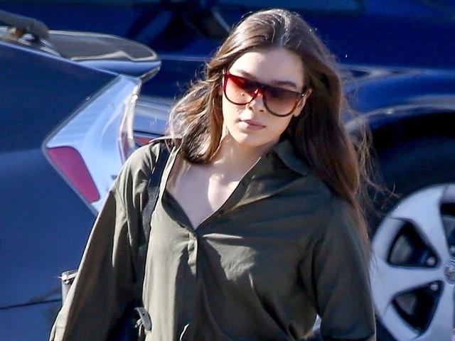 Hailee Steinfeld Steps Out in Malibu After 'Bumblebee' Japan Premiere