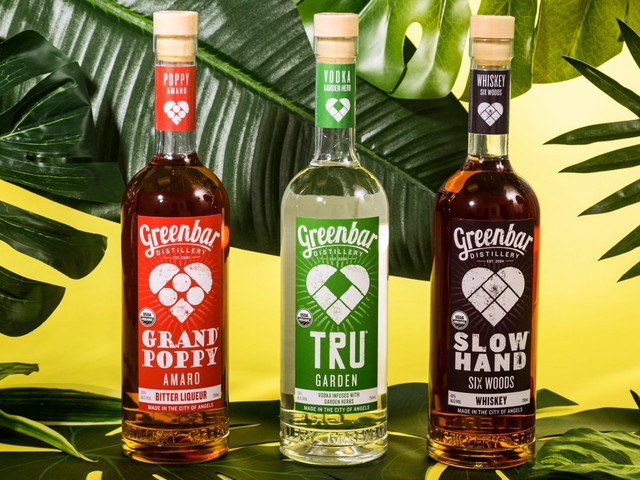 This sustainable LA distillery has the world's largest portfolio of organic spirits, and yes, it translates to better flavor