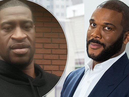 Tyler Perry says George Floyd's family is 'adamant in their call for peaceful protest' amid unrest
