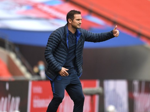 Lampard praises win over Manchester United; sets focus on 'three domestic finals'