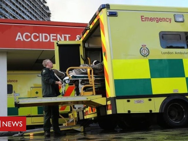 England sees 'worst summer on record' for A&E waits