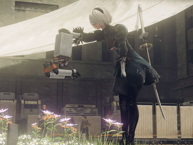 Nier soundtracks are now streaming on Spotify and Apple