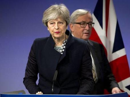PM fights to jump-start stalled Brexit talks as Irish border row blocks progress