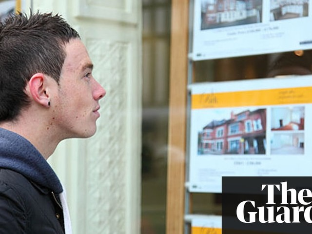 Home ownership among young adults has 'collapsed' – study