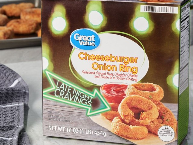 Craveable Frozen Appetizer Lineups - Walmart is Selling Frozen Appetizers for Late Night Cravings (TrendHunter.com)
