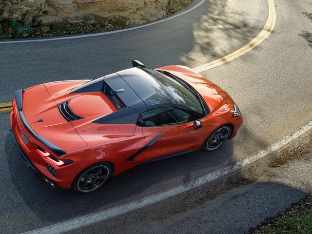 The new Chevy Corvette is going up against the world's greatest — and far more expensive — supercars. Here's a a look at the competition.