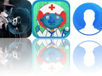 Today's Apps Gone Free: Top Folders, Past Mistakes, Tiggly Doctor and More