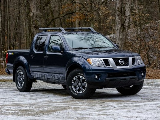 2019 Nissan Frontier PRO-4X Review – The Stalwart
