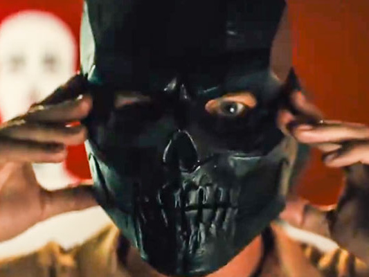 Birds of Prey trailer 2 introduces the Black Mask