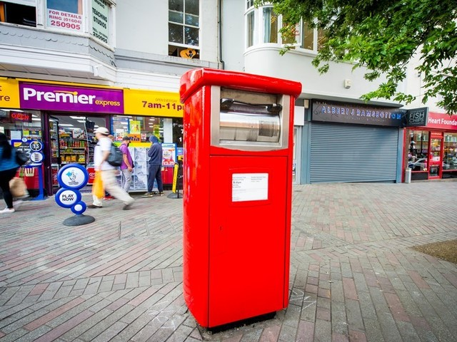 Parcel postboxes are being rolled out by Royal Mail - and they are coming to Essex