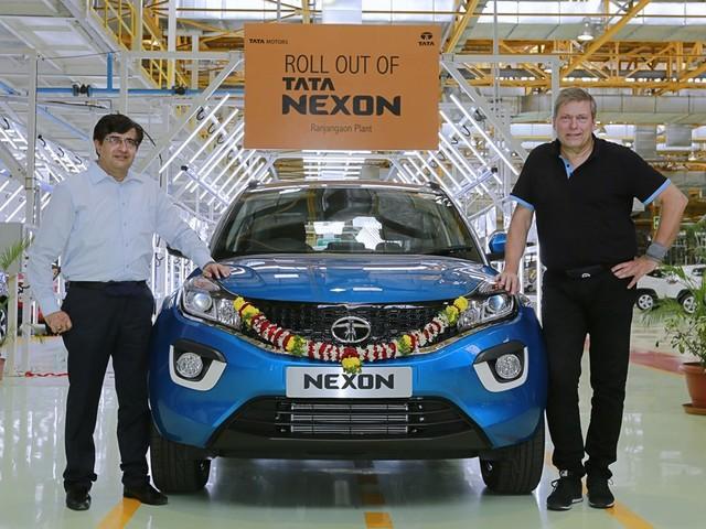 Tata Nexon Production Starts, Launch By October