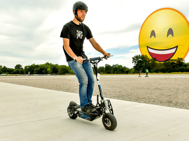 E-scooters: 10 reasons why you SHOULD buy one