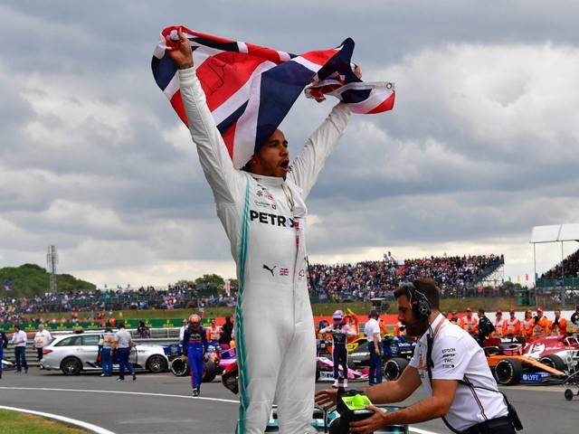 British Grand Prix: TV channel and how to watch F1 this weekend