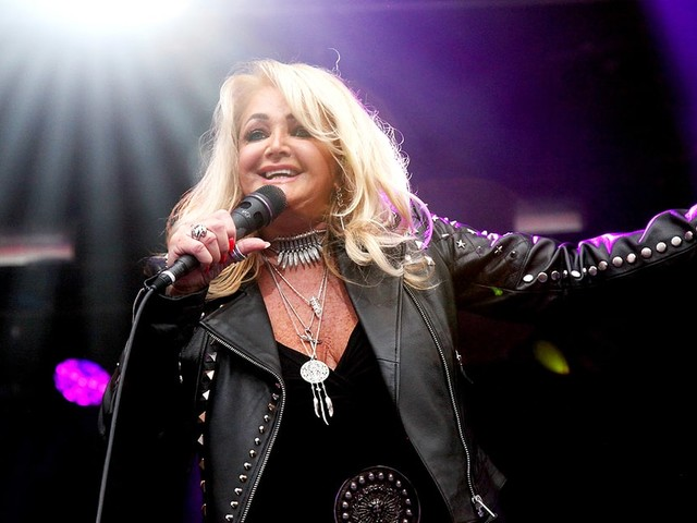 Bonnie Tyler to Sing 'Total Eclipse of the Heart' During Total Solar Eclipse