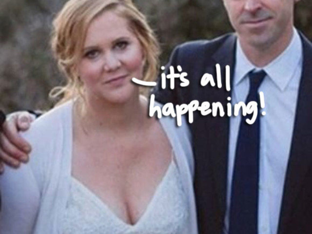 Amy Schumer & Husband Chris Fischer Had An Immediate Connection — Here's Why!