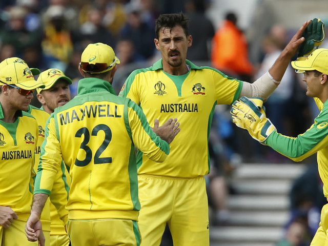 Cricket World Cup: Australia ready to inflict more hurt on England