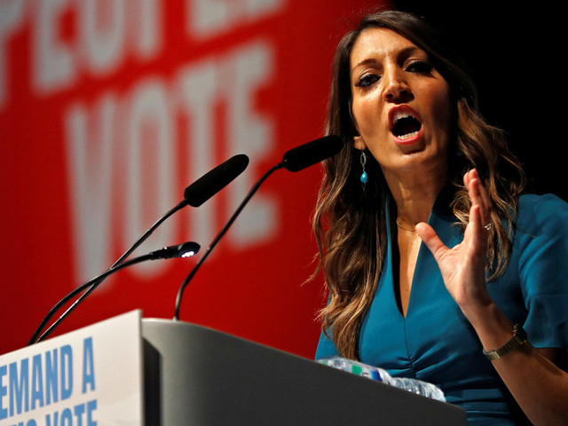 Labour Frontbencher Rosena Allin-Khan Risks Rift With Party By Taking Part In Second Brexit Referendum Rally