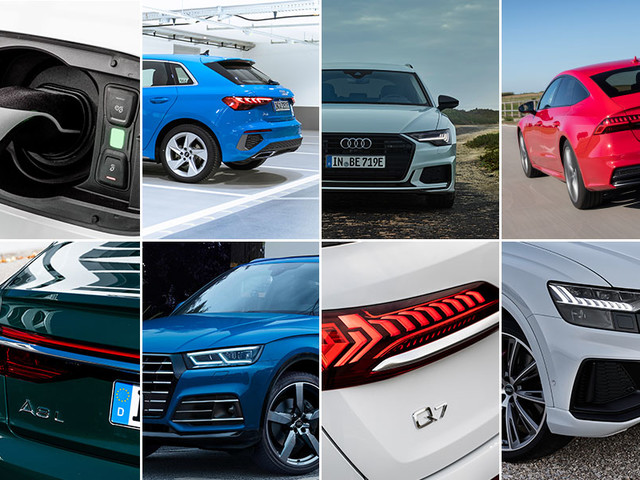 Promoted | Your guide to Audi's TFSI e plug-in hybrid range