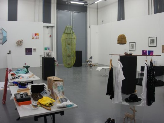 New Studio 3 exhibition: Derek's Room