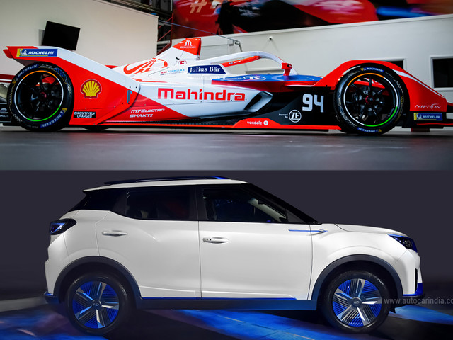 'Our race to road story is coming together': Mahindra Racing