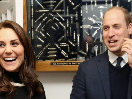 William and Kate to visit Sweden and Norway early in new year
