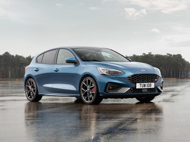 2019 Ford Focus ST pricing confirmed - new model available for under £30k