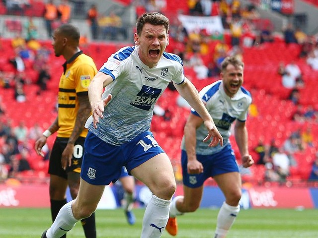 Tranmere Rovers player ratings in dramatic League Two play-off final victory over Newport County