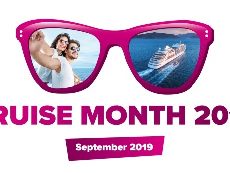 Sustainability theme for CLIA Cruise Month campaign