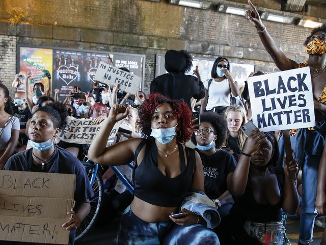 Instant Opinion: Black Lives Matter 'risks becoming an empty slogan'