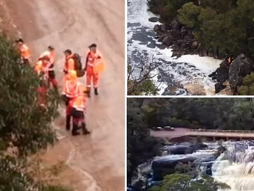 Heartbreaking end to search for eight-year-old boy after he fell out of a kayak on a family holiday