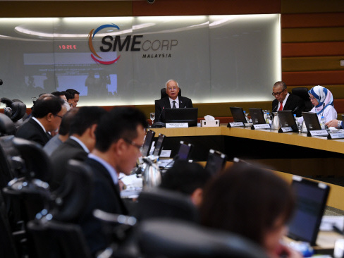 PM launches SCenIc integrated database to assist SMES