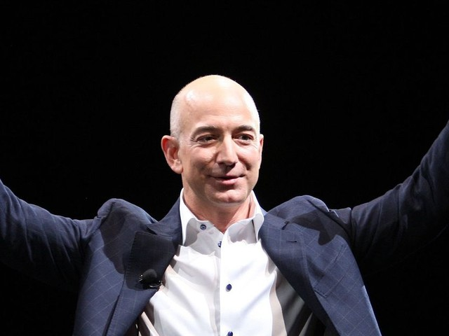 Move over Bill Gates, Amazon's Jeff Bezos is now the world's richest man