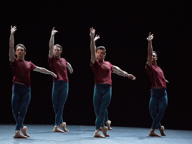 Ballet With An American Accent Comes To Sadler's Wells