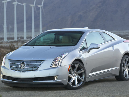 2014 Used Cadillac ELRs Priced In Mid-20s, Chevy Volts From Half That