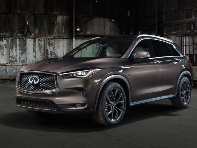 2019 Infiniti QX50 Drops the Curtain; Variable Compression Engine Beats Efficiency Estimate